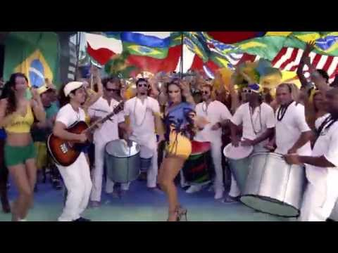 The Official 2014 Brazil World Cup Song... We Are One (Ole Ola)