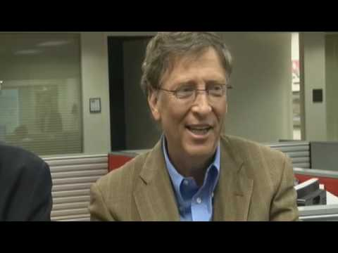 More Conversation: Bill Gates on Facebook