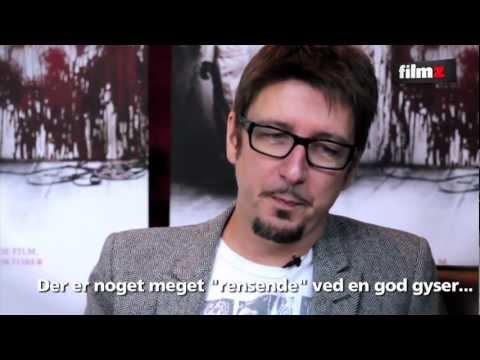 """162 Interview med """"Sinister""""-instruktøren Scott Derrickson"""