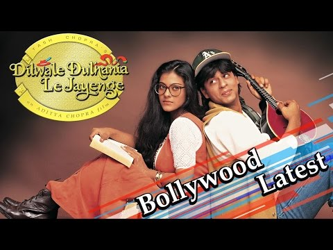 Shah Rukh Khan-kajol Celebrate 1000 Weeks Of 'dilwale Dulhania Le Jayenge' At Maratha Mandir video