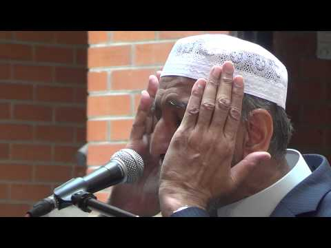 Qari Ahmed Lockhat Qiraat video