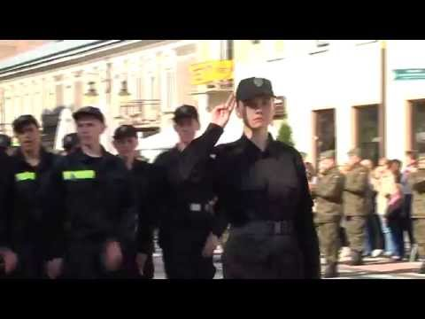 Defilada Klas Mundurowych ZDZ W Radomiu - 4 Pażdziernika 2014