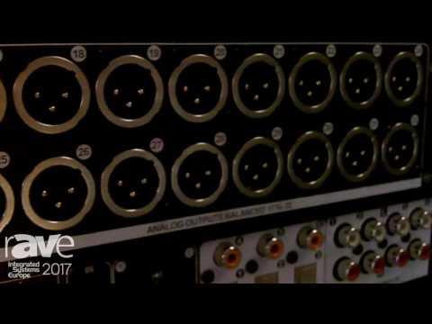 ISE 2017: StormAudio Talks About ELITE Reference Immersive AV Processor