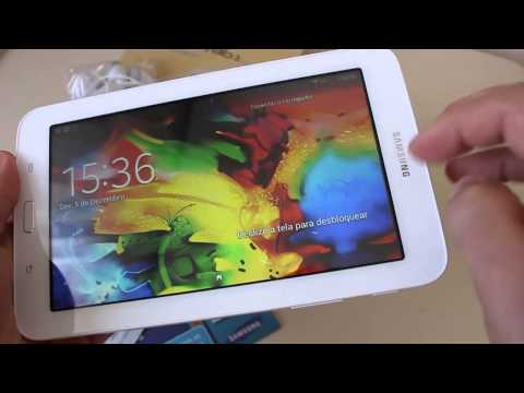 Review-Tablet Samsung Galaxy tab 3 lite t110 é bom ?
