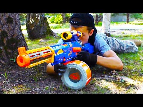 Nerf Squad 10: Drug Raid