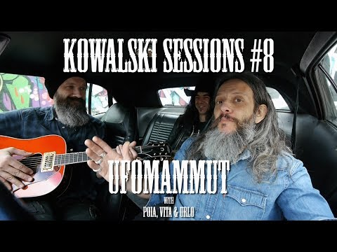 Kowalski Sessions #8, Ufomammut, 4 songs