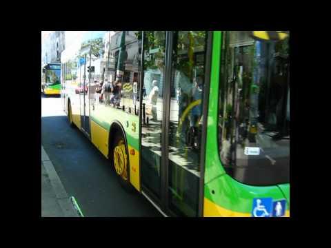 130 Lat Komunikacji Miejskiej W Poznaniu Część 2 - Autobusy