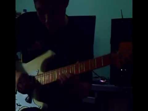 Solo Gitar Blues Ngawur in E - Kusnanto Sugondo