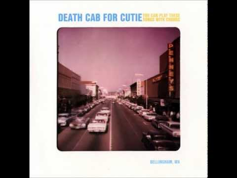 Death Cab For Cutie - Prove My Hypotheses