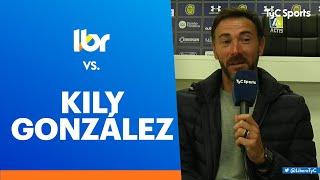 Líbero VS Kily González