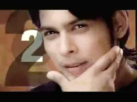 Siddharth Shukla in Fair & Lovely Ad