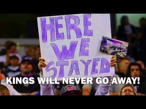 Here We Stayed - 4 Minute History of the Sacramento Kings - An Ode to Kings Fans