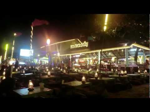 Thailand – Part 3 of 3 , Civil Engineering Internship in Bangkok – Birthday Partys and Beaches
