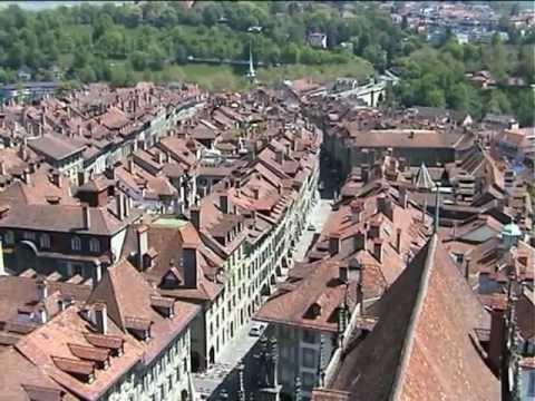 Die Stadt Bern. Die Schönste Stadt Der Welt.