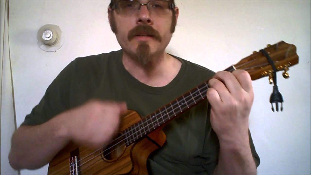 Starman - David Bowie - Ukulele Cover - YouTube
