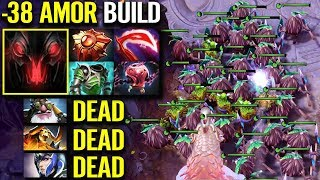 BOOM Death!!! Look at that Damage IMBA -38 Armor Shadow Fiend Carry Meta by AdmiralBulldog