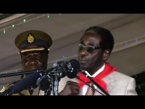 Zimbabawe: les 89 ans de Robert Mugabe