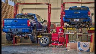 Toyota Lifted Tundra and Tacoma Trucks Near Me