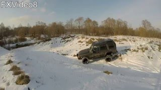 Land Rover Discovery 1 - 300TDi (Off Road)