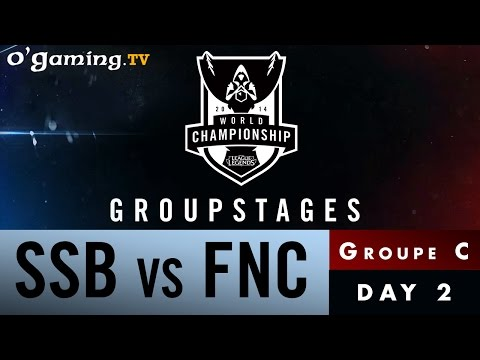 World Championship 2014 - Groupstages - Groupe C - SSB vs FNC