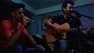 Ensaio Fabio Henrique e Kaleo música medida certa de Jorge e Mateus.