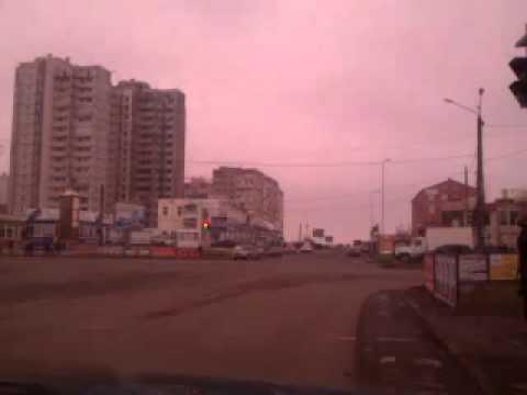 Либеральный светофор в Одессе