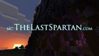 The Last Spartan Minecraft server trailer [server chiuso]