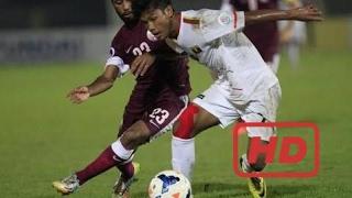 Golazo! Aung Thu (Myanmar) v Qatar (AFC U19) HD