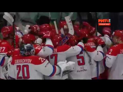 Nov 07, 2016 Super Series: Russia 3-2OT WHL