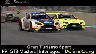 Gran Turismo Sport - GT3 Masters - Interlagos - DC-SimRacing.NL - LIVE