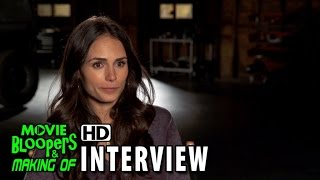 Furious 7 (2015) Behind The Scenes Movie Interview - Jordana Brewster (Mia)