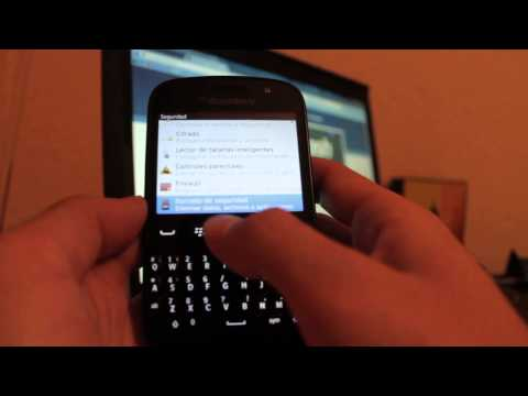 Resetear / Reestablecer / Hard reset Blackberry 9720 - Phone&Cash