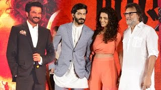 UNCUT Mirzya Movie Music Launch - Anil Kapoor, Harshvardhan Kapoor, Sonam