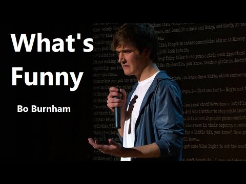Bo Burnham - Whats Funny