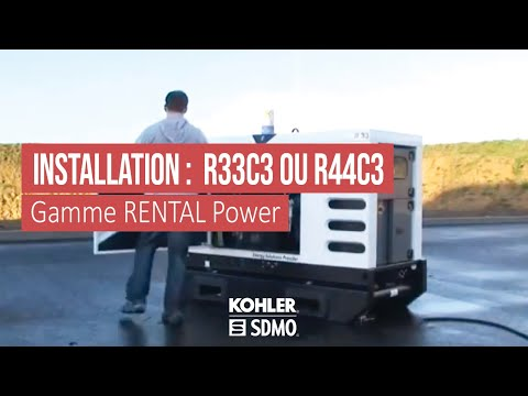 Comment installer un groupe lectrog ne r33c3 ou r44c3 youtube - Comment installer un groupe filtrant ...