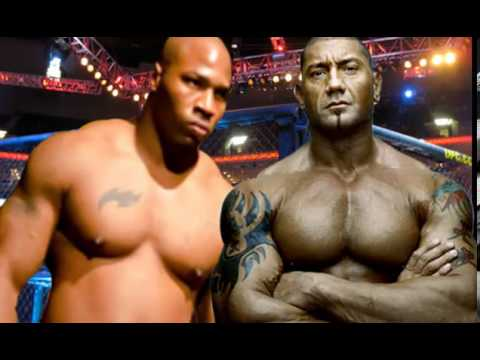 Dave Batista vs Rashid Evans - Debut MMA Fight