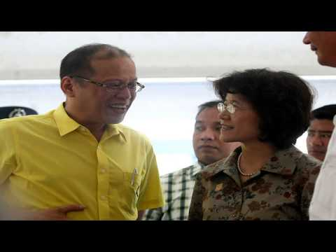 Dispute with China & corruption: President Benigno Aquino interview - BBC News news