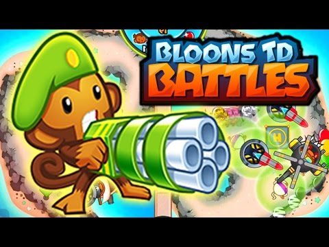 how to play bloons td battles with friends