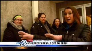Granger Children's Resale set to begin