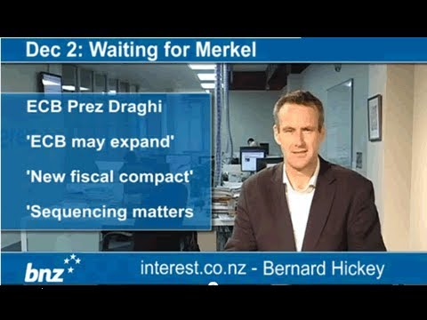 90 seconds at 9 am:Waiting for Merkel (news with Bernard Hickey)