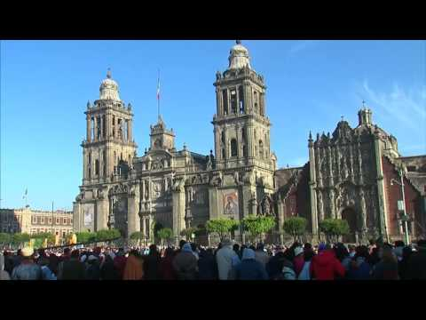 Pope Decrys Corruption And Drug Trade In Mexico
