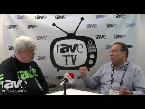 InfoComm 2016: Joel Rollins Talks With BenQ's Felix Pimintel