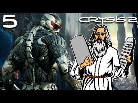 Crysis 2 #5 ''ah... Profeta...''