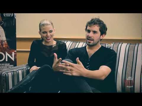 EXCISION (2012): AnnaLynne McCord & Ricky Bates Jr. Interview (Zombies + Strap-Ons)