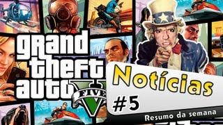 Notícias #5 - GTA5 + Dayz nos consoles + Fifa 14 + Company of Heroes 2 + Remember Me