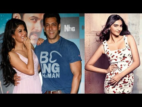 Bollywood News in 1 minute - 31/12/2014 - Salman Khan, Jacqueline Fernandez, Sonam Kapoor