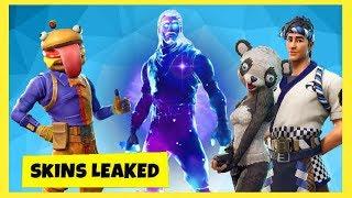 NEW FORTNITE *LEAKED* DURR-BURGER HERO SKIN + GALAXY SKINS AND MORE! - Fortnite Leaks