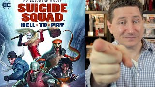 Suicide Squad Hell To Pay Movie Review