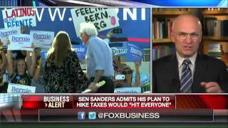 CKE Restaurants CEO on Bernie Sanders' tax proposal