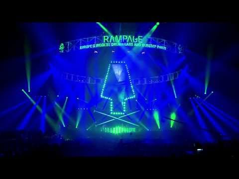 Camo & Krooked - Live Set @ Rampage, 2014